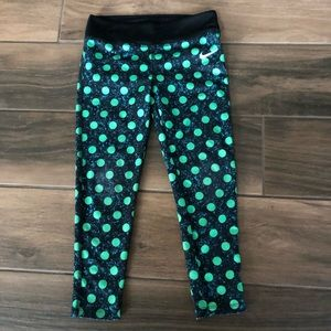 Nike girls dri-fit workout pants leggings